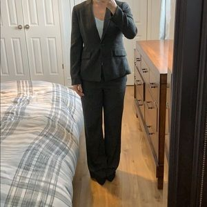 Banana Republic Tweed look blazer